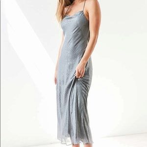 Urban Outfitters Silence + Noise Midi Slip Dress